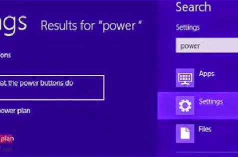 Cara Shutdown Di Windows 8 Dengan Cepat Dan Mudah