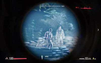 Sniper Ghost Warrior Gameplay PC