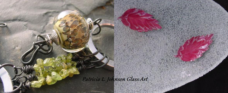 Patricia L Johnson Glass Art