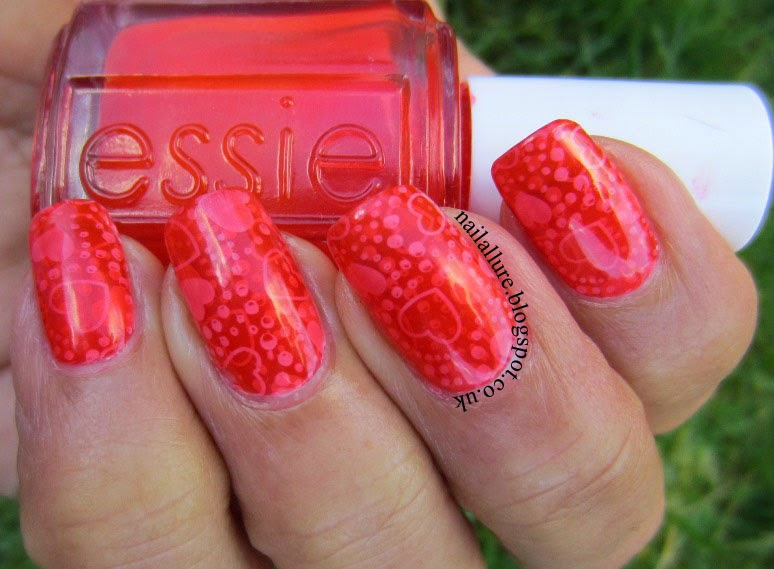 Valentine's Day Pond Manicure