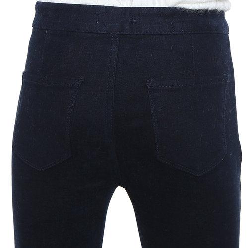 Skinny Denim Cut Pants