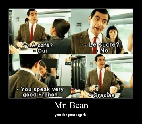 Mr Bean y su don...