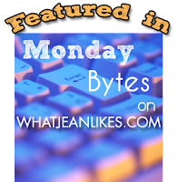 What Jean LIkes Monday Bytes