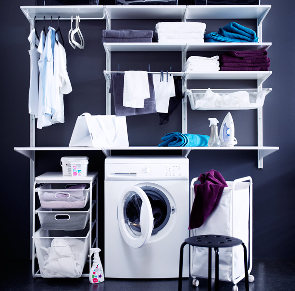 paul and nats house build laundry makeover. Black Bedroom Furniture Sets. Home Design Ideas