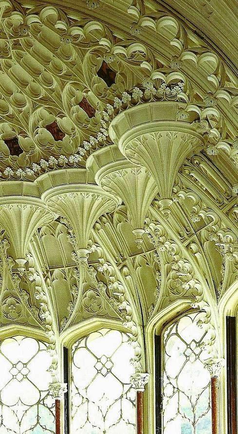 Algargos arte e historia la arquitectura neog tica for Casa revival gotica