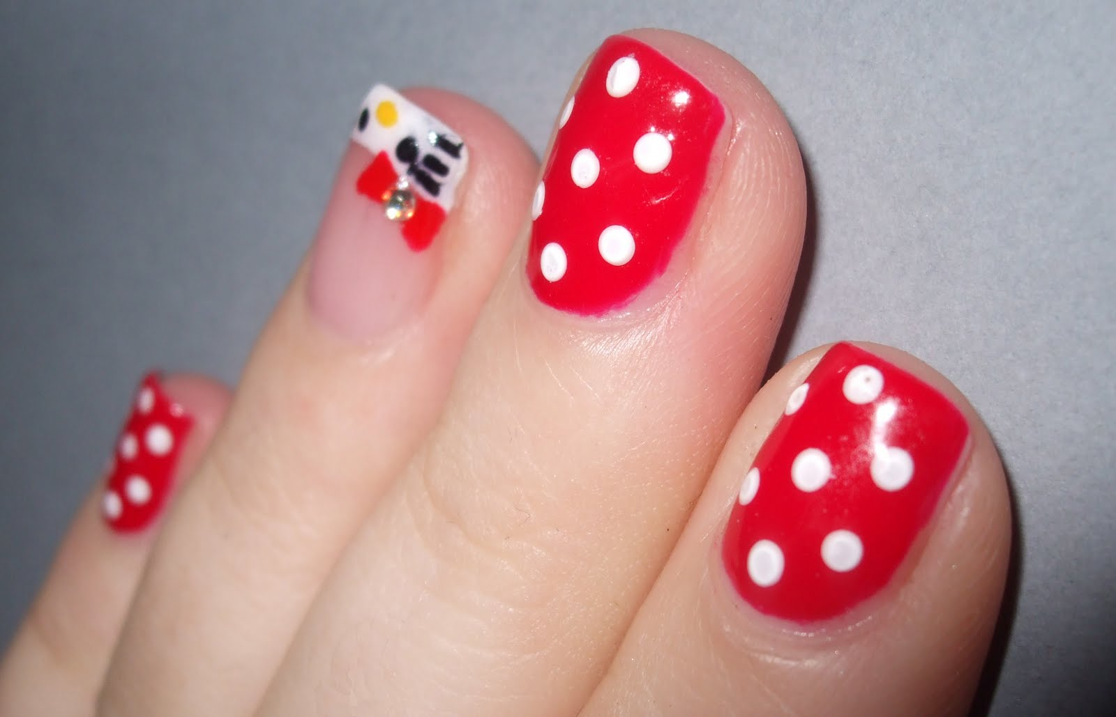 cute nail designs for 12 year olds