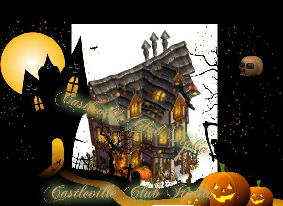 Castleville la casa stregata materiali costruzione for Materiali da costruzione casa
