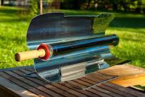 GoSun Stove: Sport Edition, Portable Solar Cooker