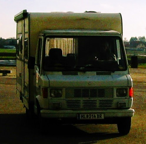 Puschmobil Bj. 78