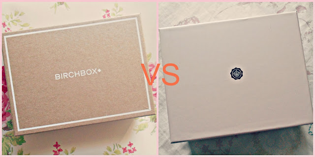 Birchbox or Glossybox?