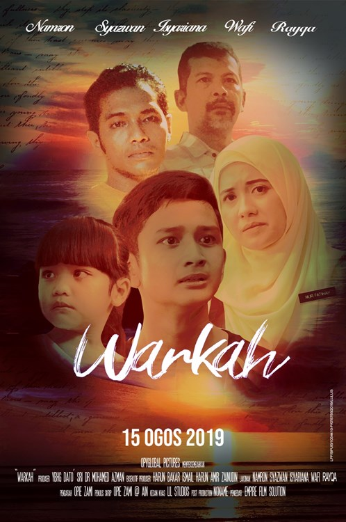 15 OGOS 2019 : WARKAH (Malay)