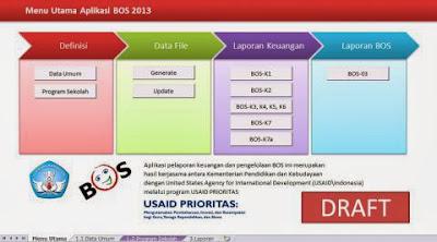 Aplikasi Pelaporan BOS Tahun 2013