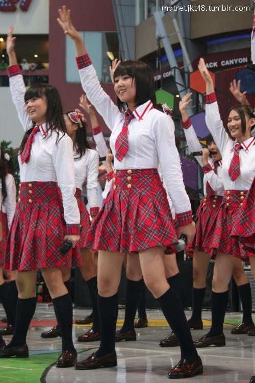 Dhike JKT48 , MODEL