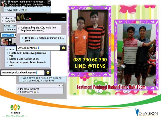 Testimoni Peninggi Badan Tiens Jawa Tengah, Bukti NHCP Tiens Jawa Tengah, Kesaksian Obat Tinggi Badan Tiens Jawa Tengah, Obat Peninggi Badan Tiens Jawa Tengah, Susu Kalsium NHCP Tianshi