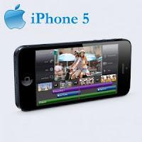 Harga iPhone 5 dan spesifikasi fitur iPhone 5