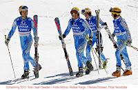 tím švédske lyžovanie v súčasnosti