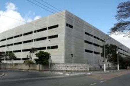 Templo da Mundial no bairro de Santo Amaro, em São Paulo