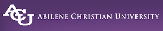 Abilene Christian University : 2013-2014 Academic Scholarships