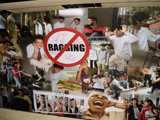 Essay on ragging in india