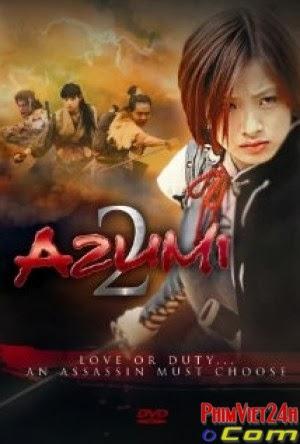 Sát Thủ Azumi Phần 2 - Azumi 2: Death or Love (2005)
