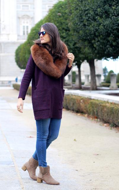 Vestido convertido en suéter