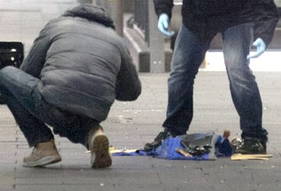 Bomb in Bonn