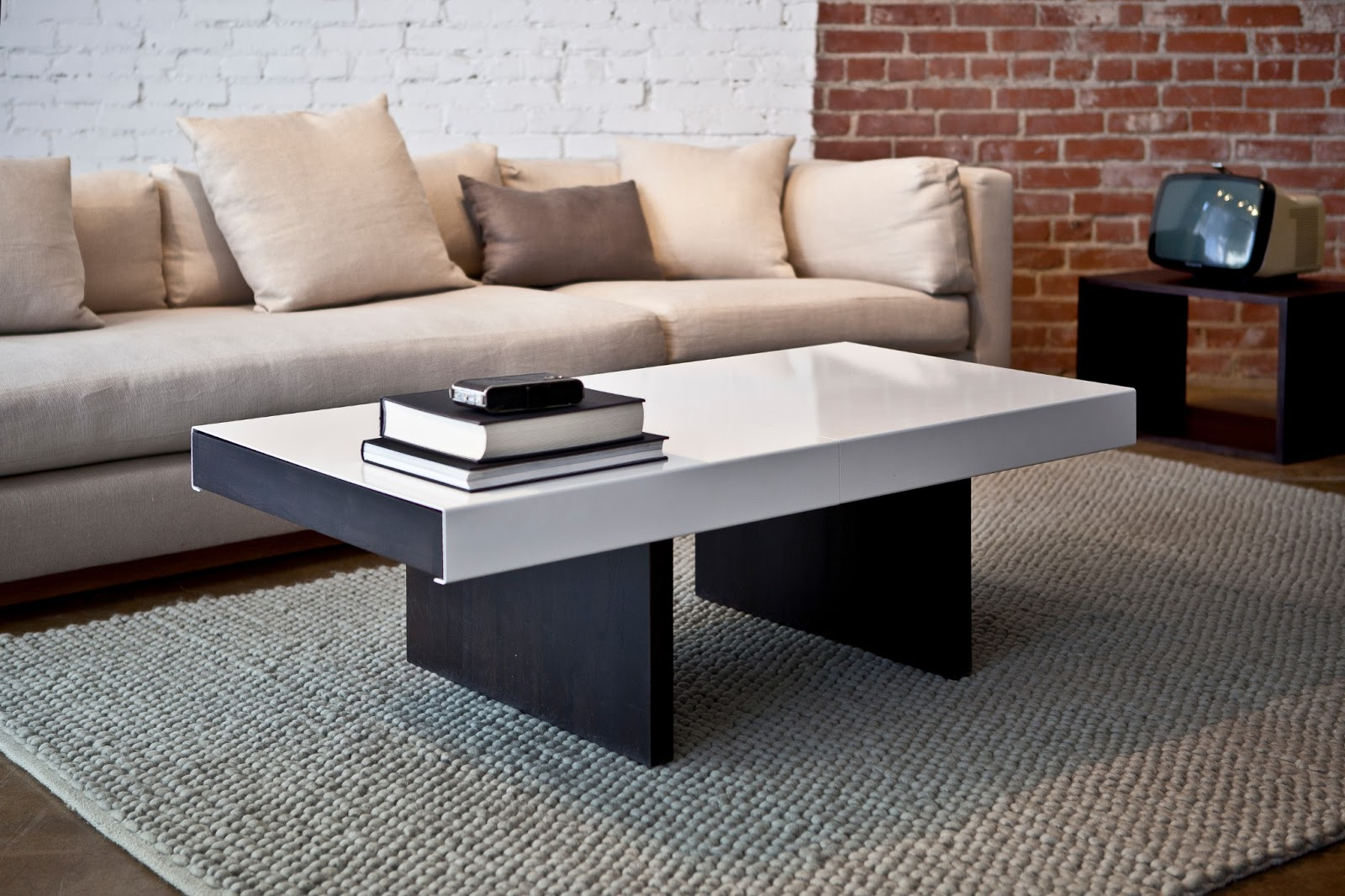 Mid2mod july 2013 lax dark coffee table geotapseo Image collections