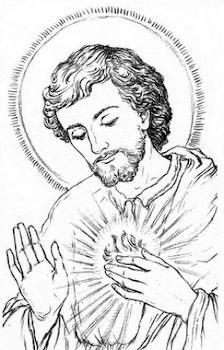 A grande promessa do Coração Castíssimo de São José