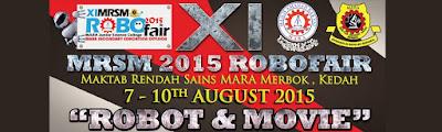 MRSM 2015 ROBOFAIR MERBOK