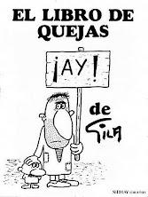 LIBRO DE QUEJAS