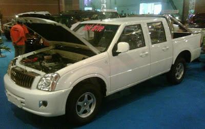 Foto Mobil Esemka Digdaya