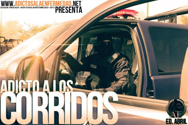Los Mejores Corridos De Abril – Adicto A Los Corridos Edicion Abril 2013 – Descargar CD Album