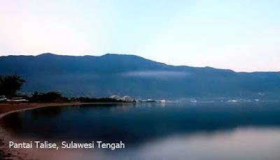 Pantai Talise, Sulawesi Tengah