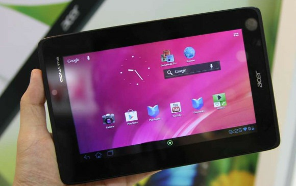 Acer Iconia Tab A110: Tablet Quad-Core Seharga Rp 1,9 Jutaan