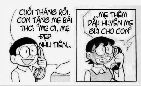 Thơ chế vui, bá đạo của Nobita - hình 2