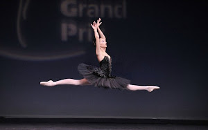 Classical ballet tutu for Youth America Grand Prix