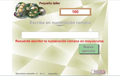 La numeración romana,Matemáticas, Números Romanos