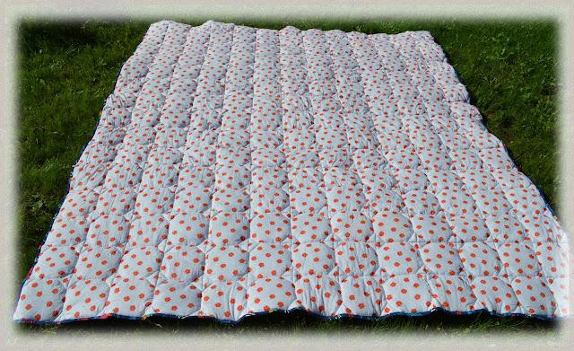 квилт одеяло своими руками