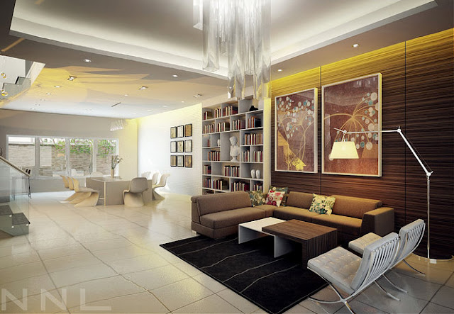 Inspirasi Desain Interior Terbaru 2014