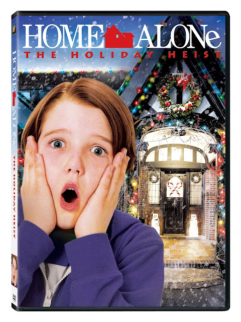 Home Alone: Holiday Hiest Giveaway