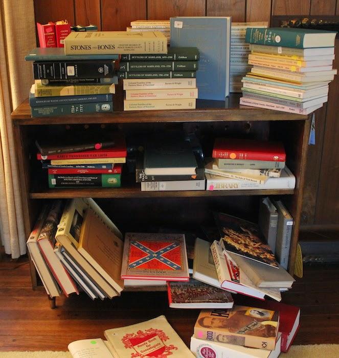 more Genealogy books