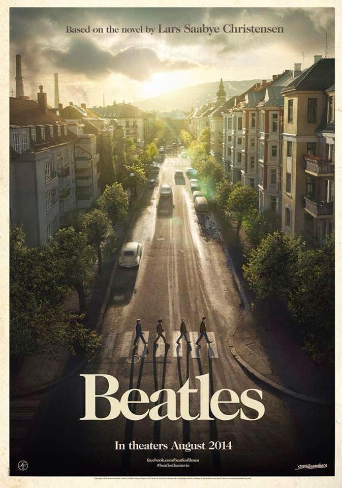 The Beatles Polska: Film Beatles na podstawie powieści Larsa Saabye Christensena