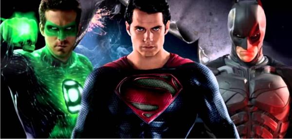Warner Bros está desenvolvendo mais nove filmes da DC?