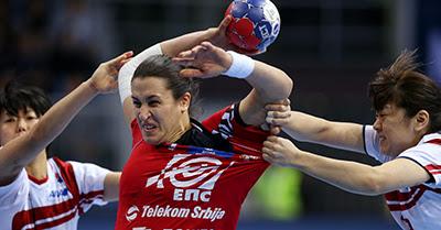 Serbia gana en el debur del Mundial Femenino | Mundo Handball