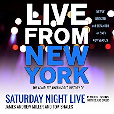 This Month's Feature: LIVE FROM NEW YORK