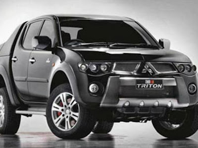 Air Filter - Filter Udara Pajero Sport, L200 Strada Triton GLS Exceed & GLX