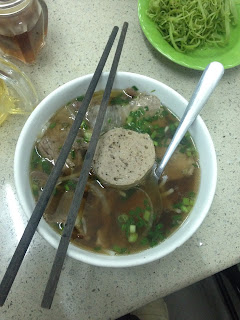 vietnam, otcb on tour, food, bun bo hue, soup