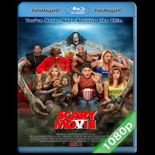 Scary Movie 5 (2013) 1080P HD MKV INGLES SUB.