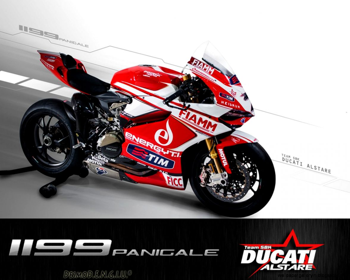 Ducati Superbike 1199 Panigale Present HD 2549 Wallpaper