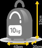 Tr mites y solicitudes medidas maleta vueling equipaje de mano - Medidas maleta cabina vueling ...